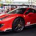 レーシングドライバー専用!?「488ピスタ」の限定モデル「ピロティ・フェラーリ」を公開。