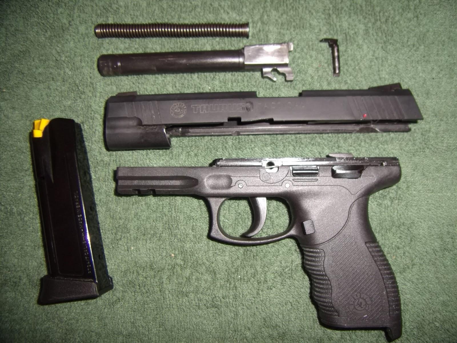 Beretta 92s Disassembly