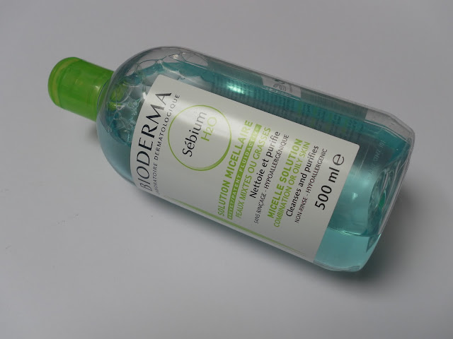 A picture of Bioderma Sebium H20 Micelle Solution for Combination or Oily Skin
