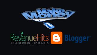 Cara Menghasilkan Uang Dengan RevenueHits Di Blogger
