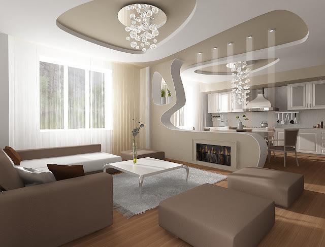 Thiết kế chung cư đẹp - Mẫu số 19