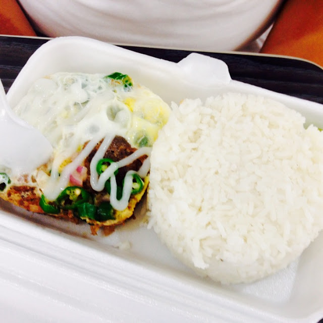 Sisig with Egg by Sisig in the City, Robinsons Cybergate Cebu