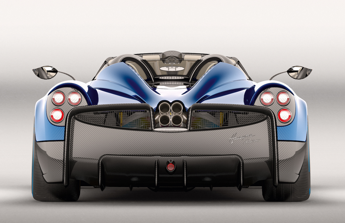 Pagani Automobili Hypercars: Coming to the Philippines Soon ...