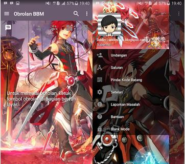 BBM Mod Infinity Sword V3.2.0.6 Apk