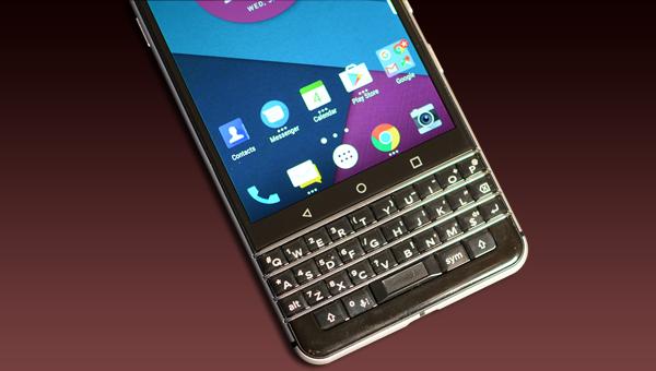 Blackberry Keytone Memiliki Keunggulan Yang Tidak Dimiliki oleh Blackberry Lainnya