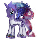MLP Rainbow Shimmer Wave 1 Princess Luna Brushable Pony