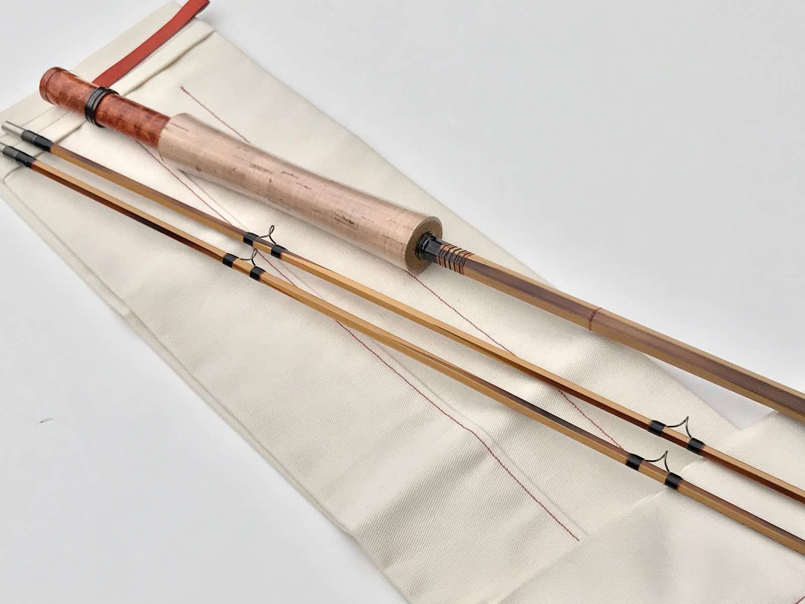 Anthony joseph pagley jr bamboo fly rods for Bamboo fly fishing rod