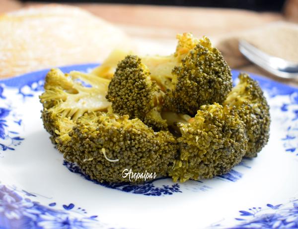 Brócoli Aliñado