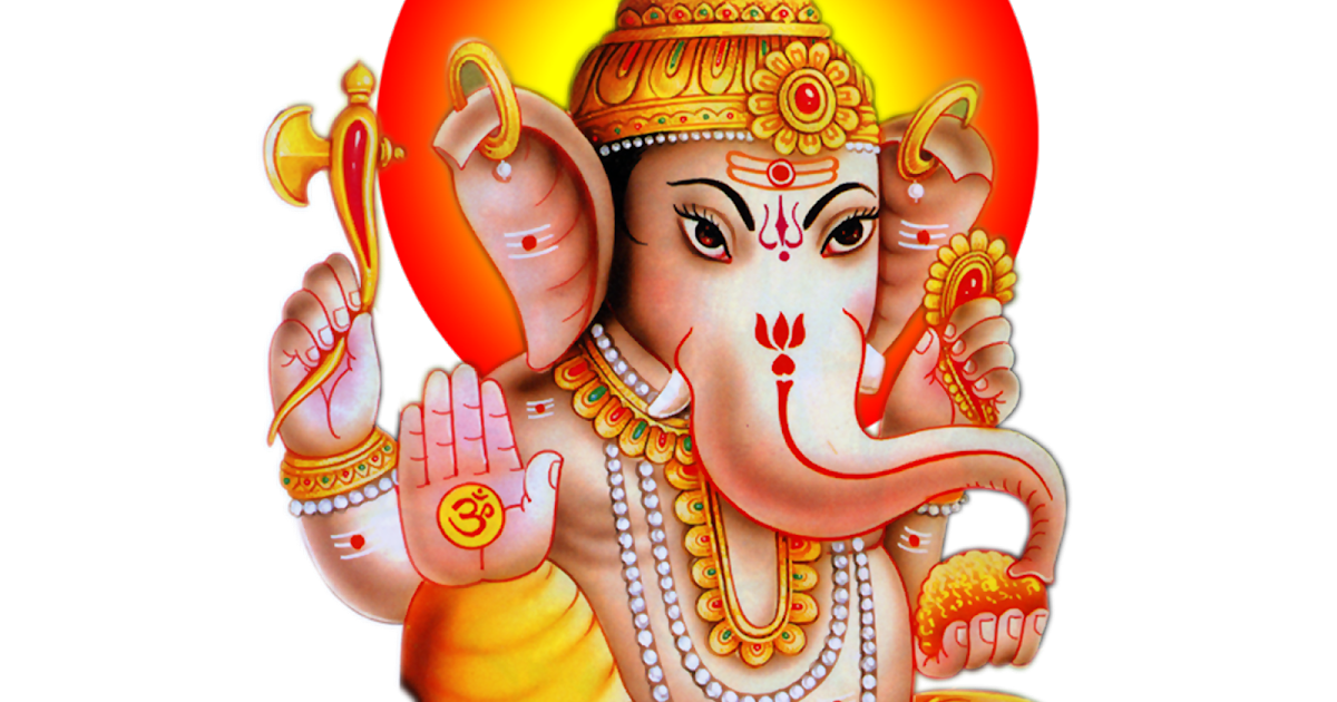 Ganesha Png Images Free Download: Pngforall: Lord Vinayaka Transperant PNG Hd Images And