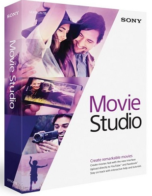 MAGIX Movie Studio 13.0 Build 207 poster box cover