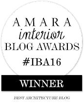 AMARA INTERIOR BLOG AWARD