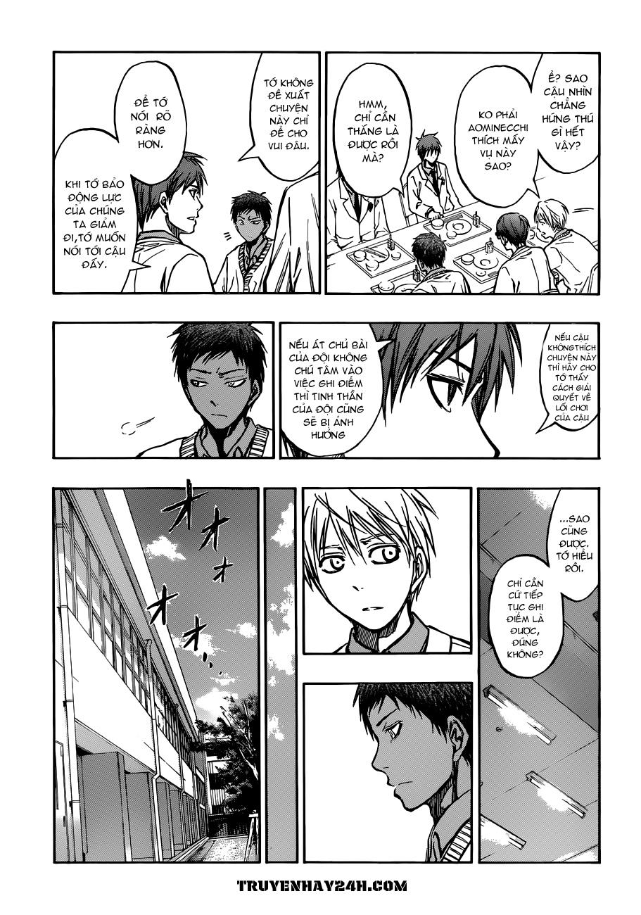 Kuroko No Basket chap 214 trang 5