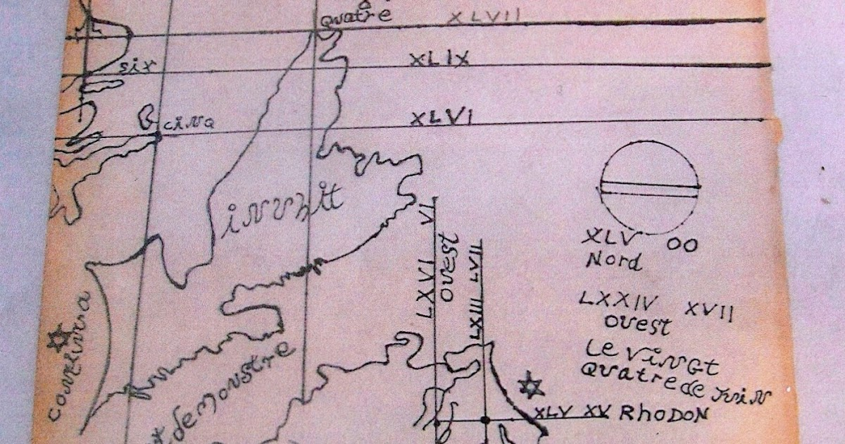 Scott Wolter Answers Oak Island 1179 Map