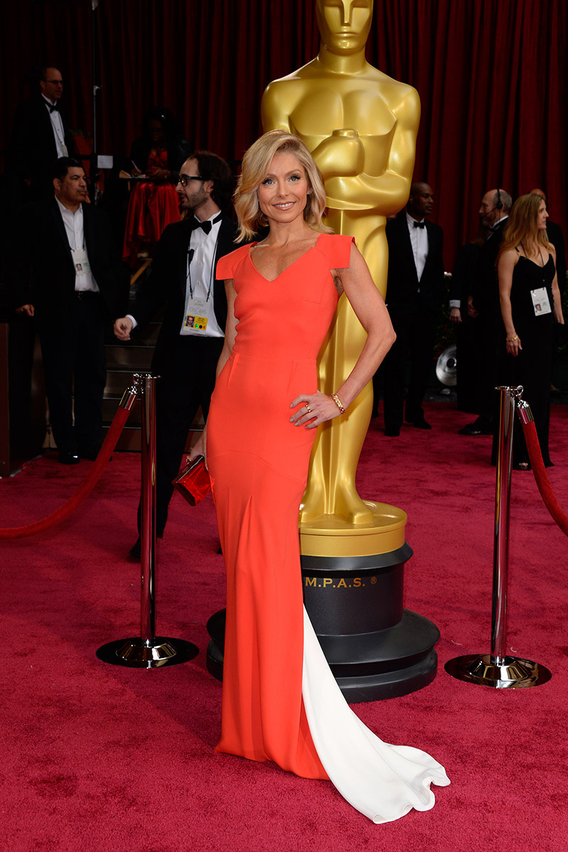 Kelly Ripa Oscar 2014