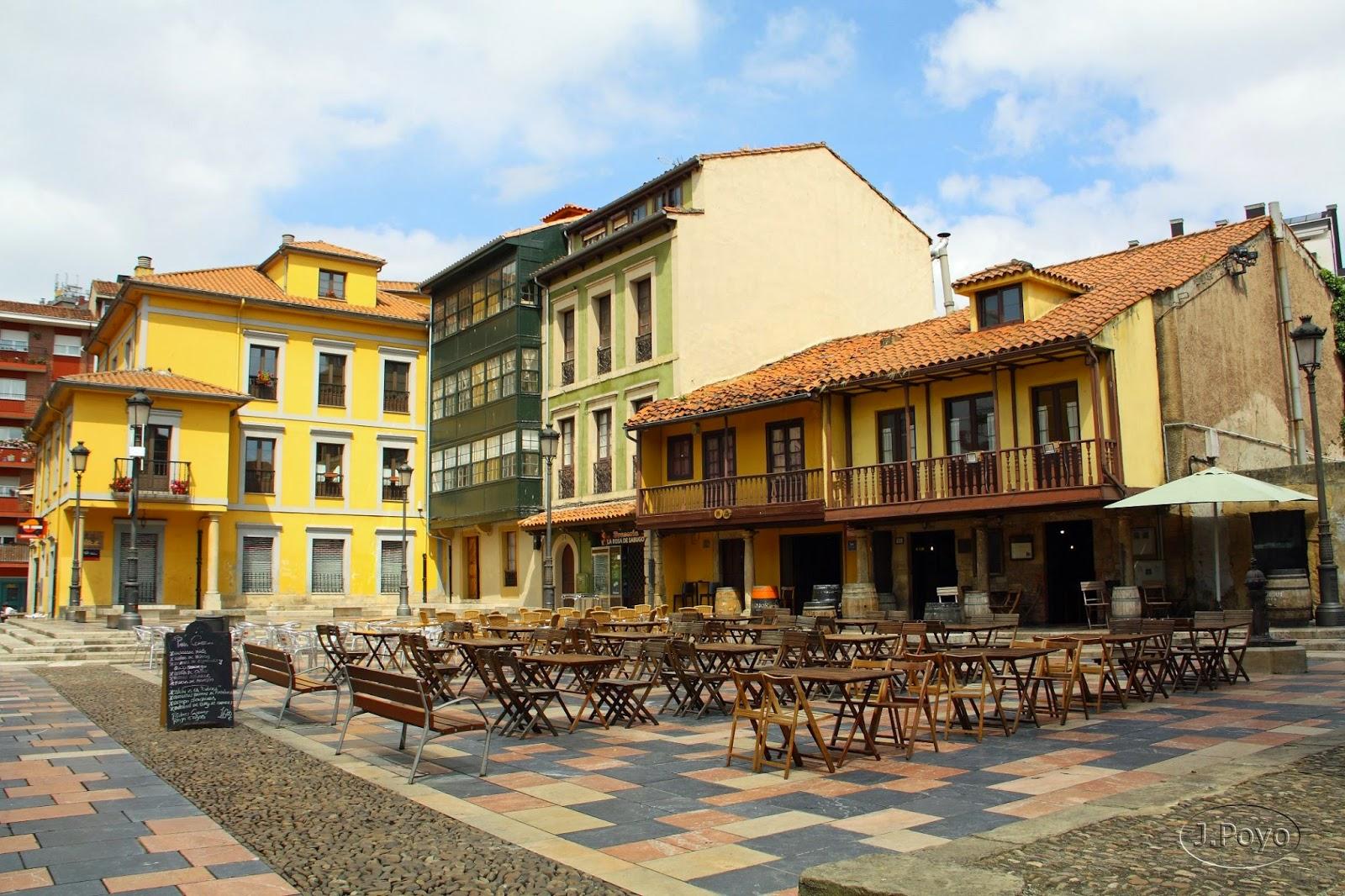 Plaza del Carbayo de Avilés