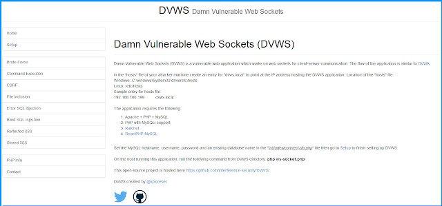 Vulnerable Web Application