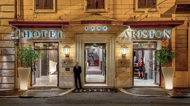 Acessibilidade em hotéis para deficientes físicos em Roma