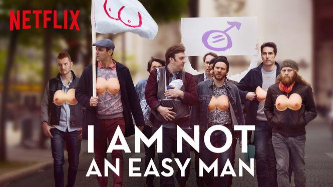 Não sou um homem facil
