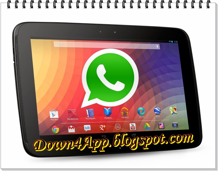 Free download whatsapp for tablet apk