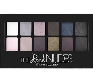 MAYBELLINE. THE ROCK NUDES