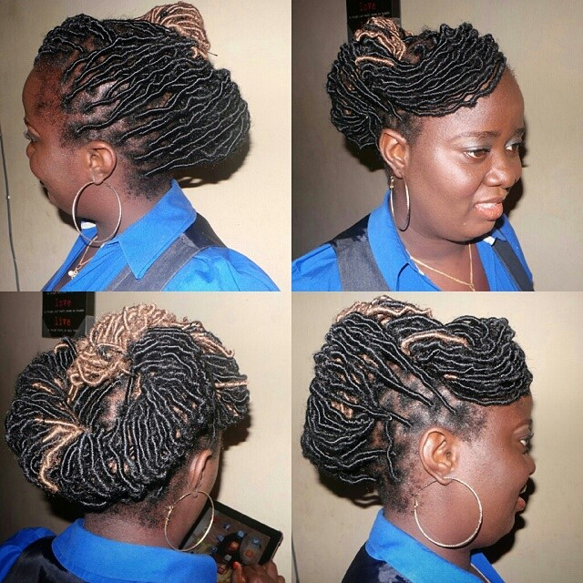 Natural Hair Style Gallery On Nigerian Hair Nappilynigeriangirl