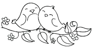 Cute Bird Coloring Pages Ideas