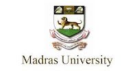 University of Madras Guindy Campus Recruitment 2018 01 Project Fellow Vacancy