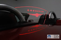 WindRestrictor Wind Deflector for Crossfire Convertible