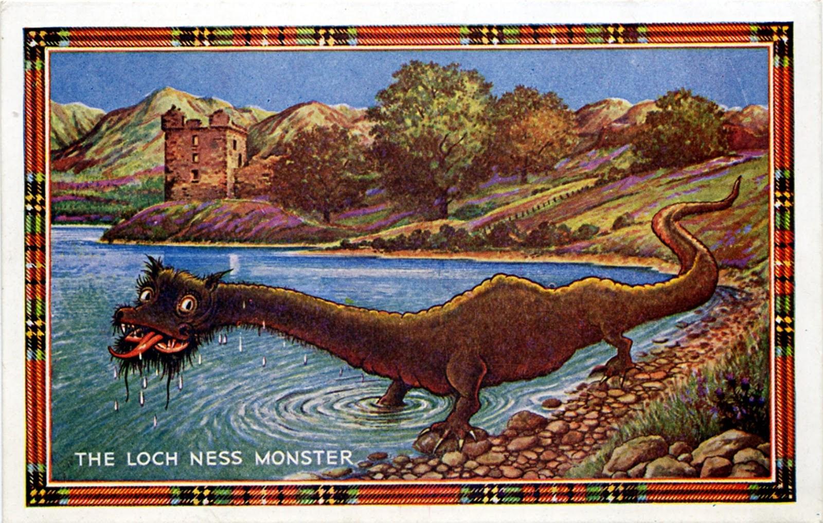 Memories of the Loch Ness Monster