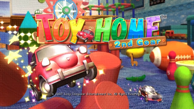 Toy Home PlayStation 3 (PS3)