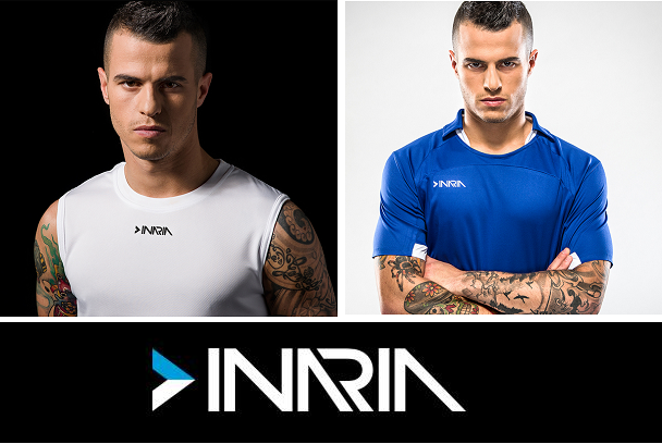 f34996c58 INARIA sponsor di Sebastian Govinco per l abbigliamento sportivo ...