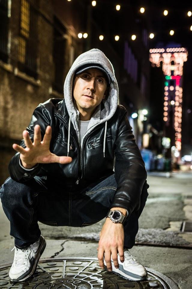 Hip Hop Artist 5ve talks New Music, Experiences, & 'Universal Language' in an Exclusive Interview w/ Mistah Wilson