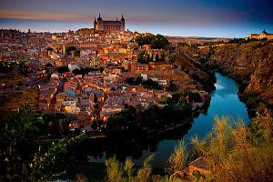 Toledo - Tour Spanyol