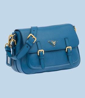 932941d57 Prada FLAP BAG Color : Cobalt Blue RM5,000. GRAINED CALF LEATHER FLAP BAG  DETACHABLE ADJUSTABLE SHOULDER STRAP