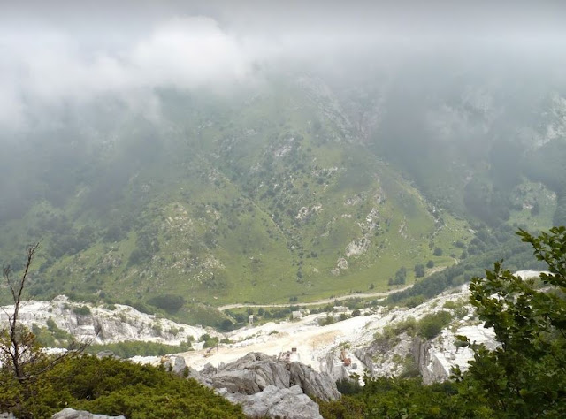 Vista della Val Serenaia