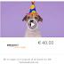 Acquista un buono da 40€ su amazon e ricevi in omaggio 8€, ecco come fare