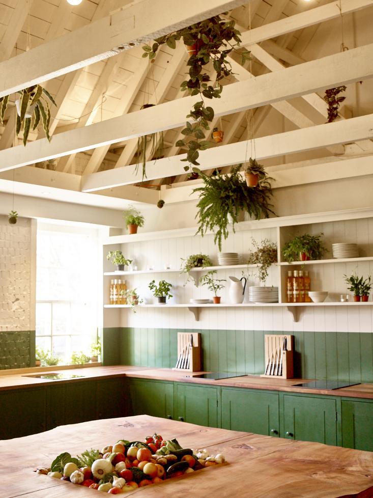 Atelier rue verte le blog londres une cole de cuisine verte - Cours de cuisine londres ...