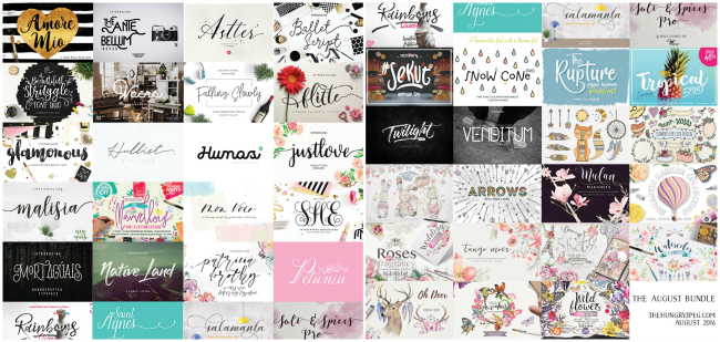silhouette cameo commercial use fonts designs