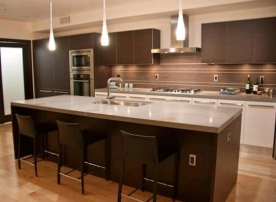 Come posizionare le luci in cucina
