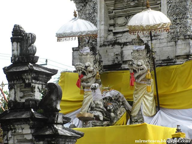 Пура Агунг Джагатната - Денпасар, Бали