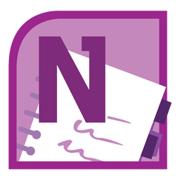 Microsoft One Note Folder Icon