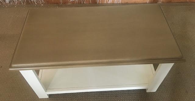 Bàn sofa gỗ thông nhập khẩu PK14