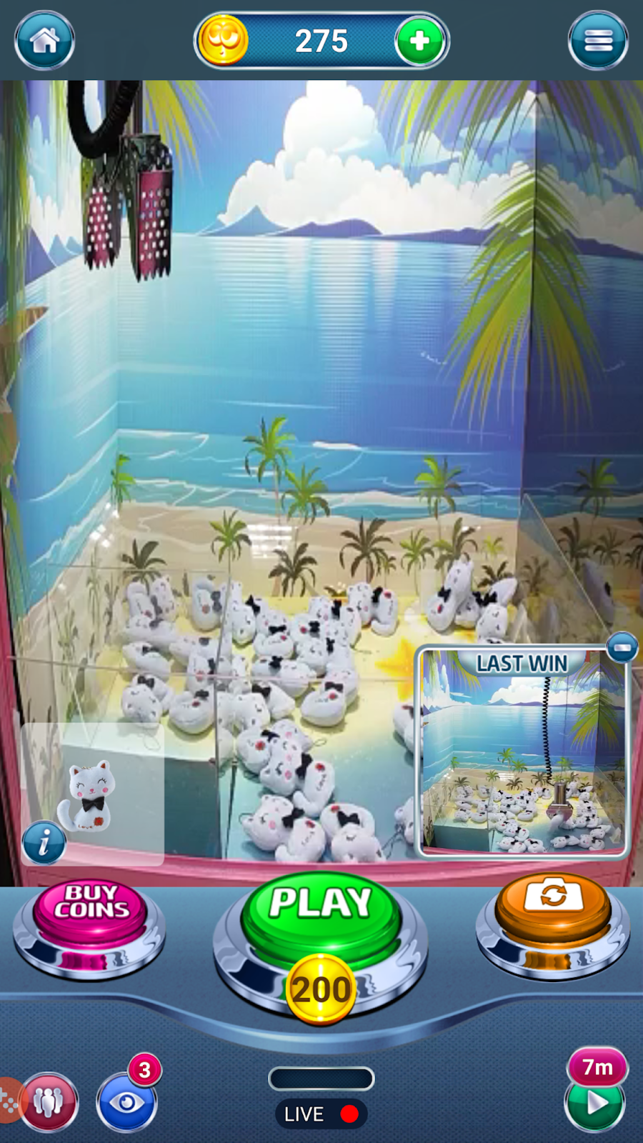 Clawee the Live Claw Machine App | Android Review - Her Gaming World