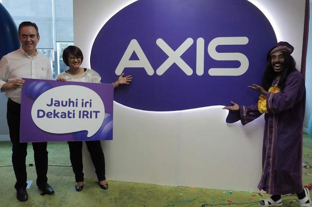 AXIS Hadir Sebagai Solusi