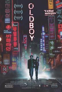Oldboy (2005) Poster