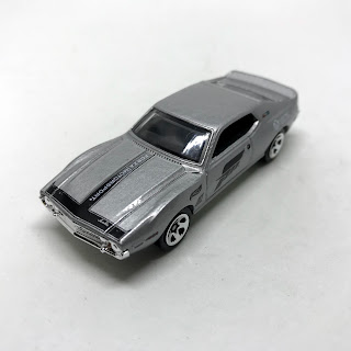Julian's Hot Wheels Blog: AMC Javelin AMX (2017 Walmart Exclusive