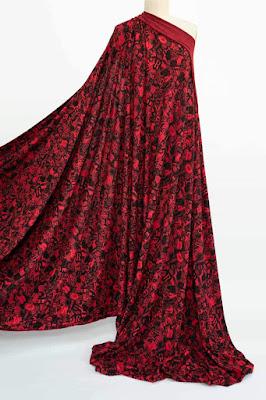Creates Sew Slow: TSW Ann's Red Letter Ensemble