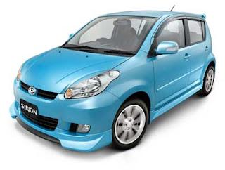 Spesifikasi dan Harga Mobil Daihatsu Sirion April 2020