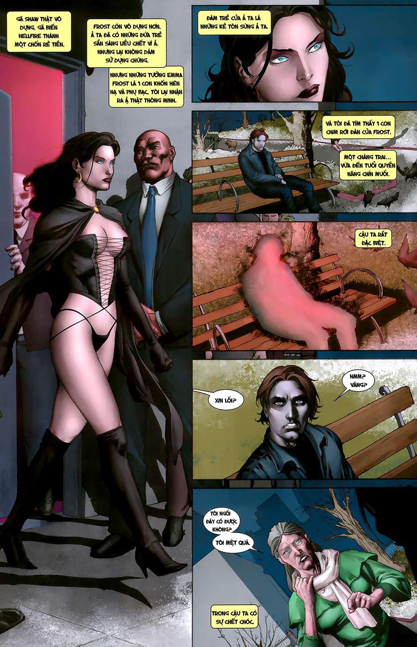 X-Men Necrosha chap 5 trang 4