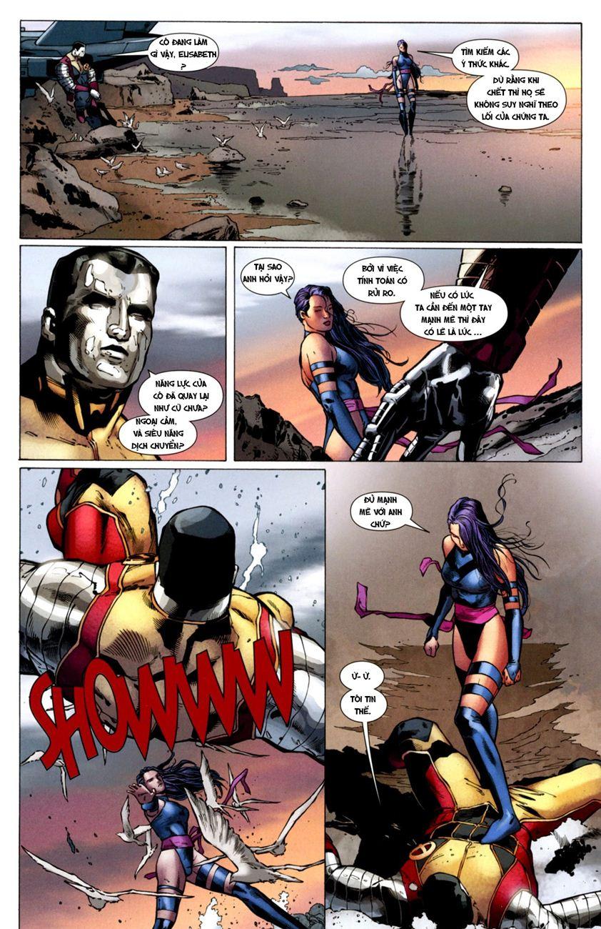 X-Men Necrosha chap 8 trang 13